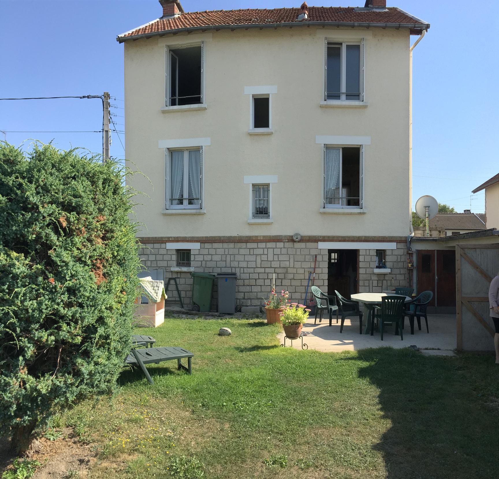 Maison 4 pièces 98 m2 Châlons-en-Champagne