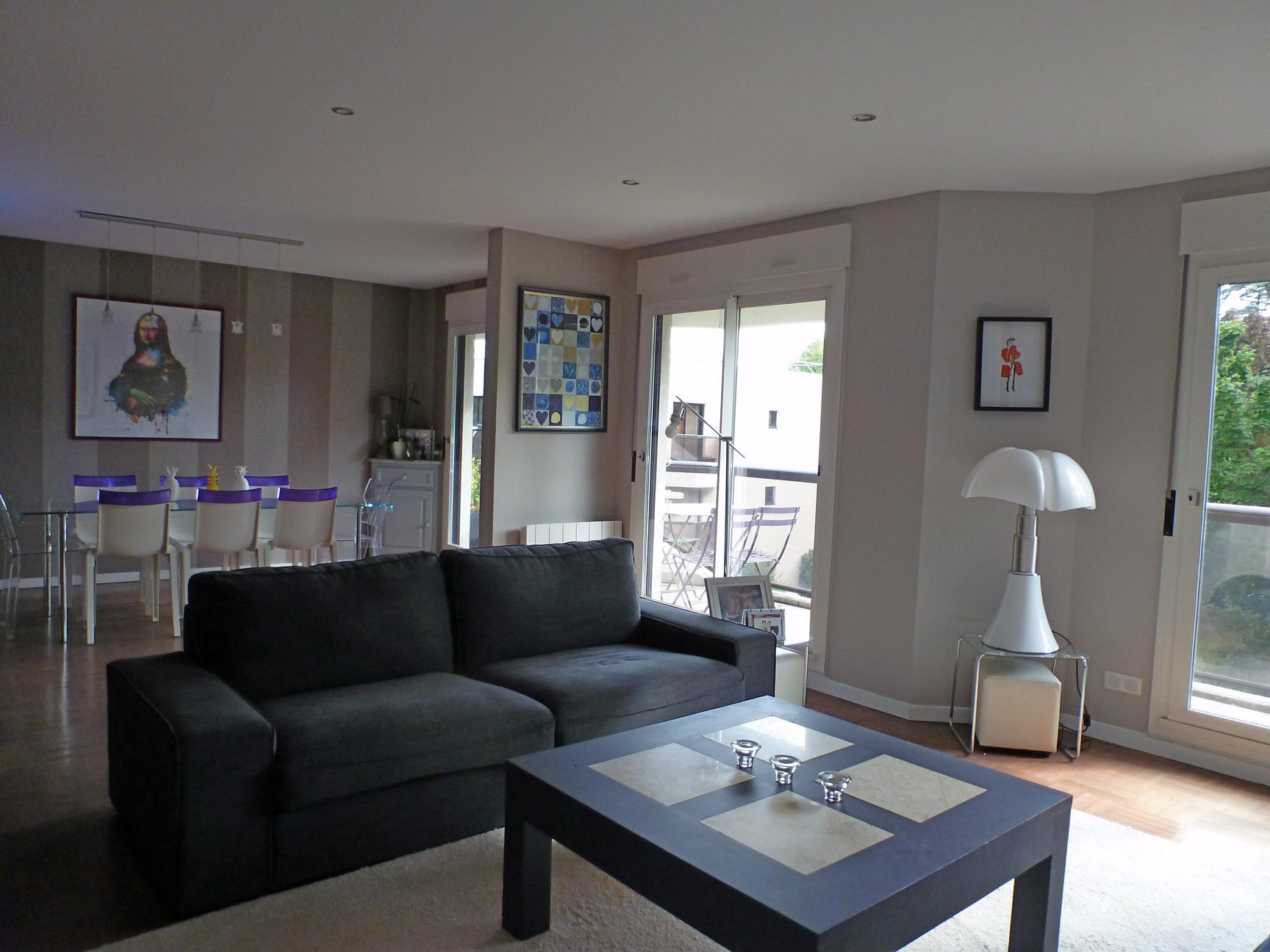 A VENDRE APPARTEMENT CENTRE ECULLY 128M2 4CH