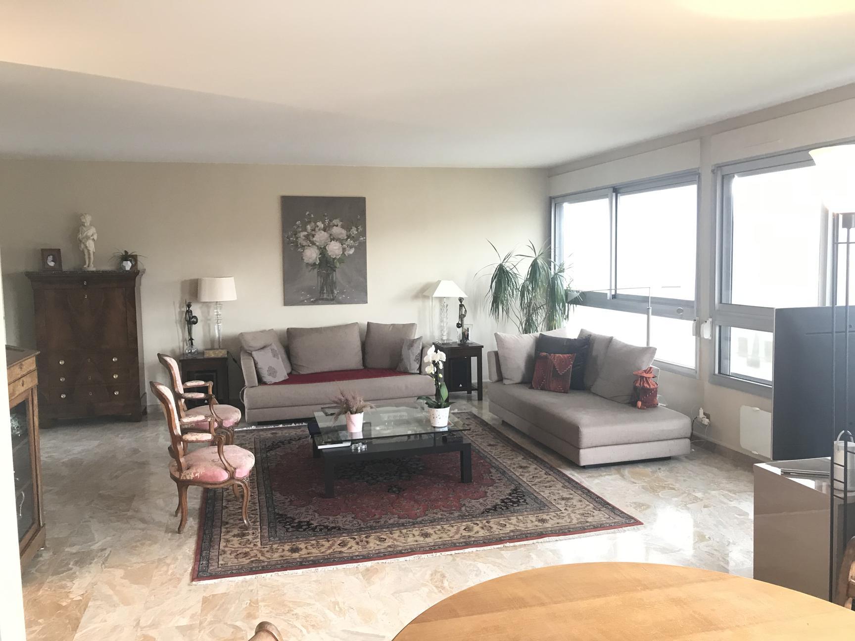 appartement 118m2 3 chambres vue magnifique garage