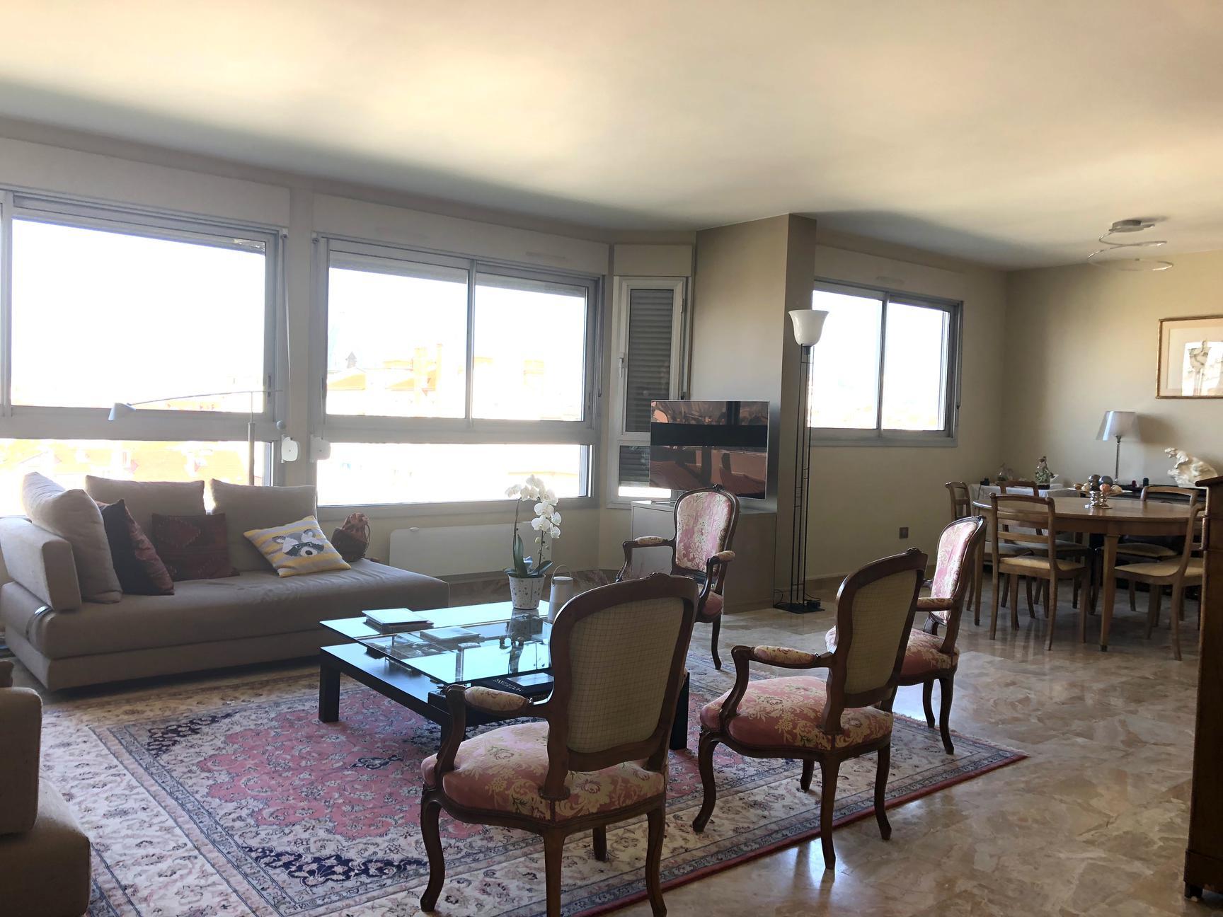 appartement 118m2 3 chambres vue magnifique garage - Lyon-6eme-arrondissement