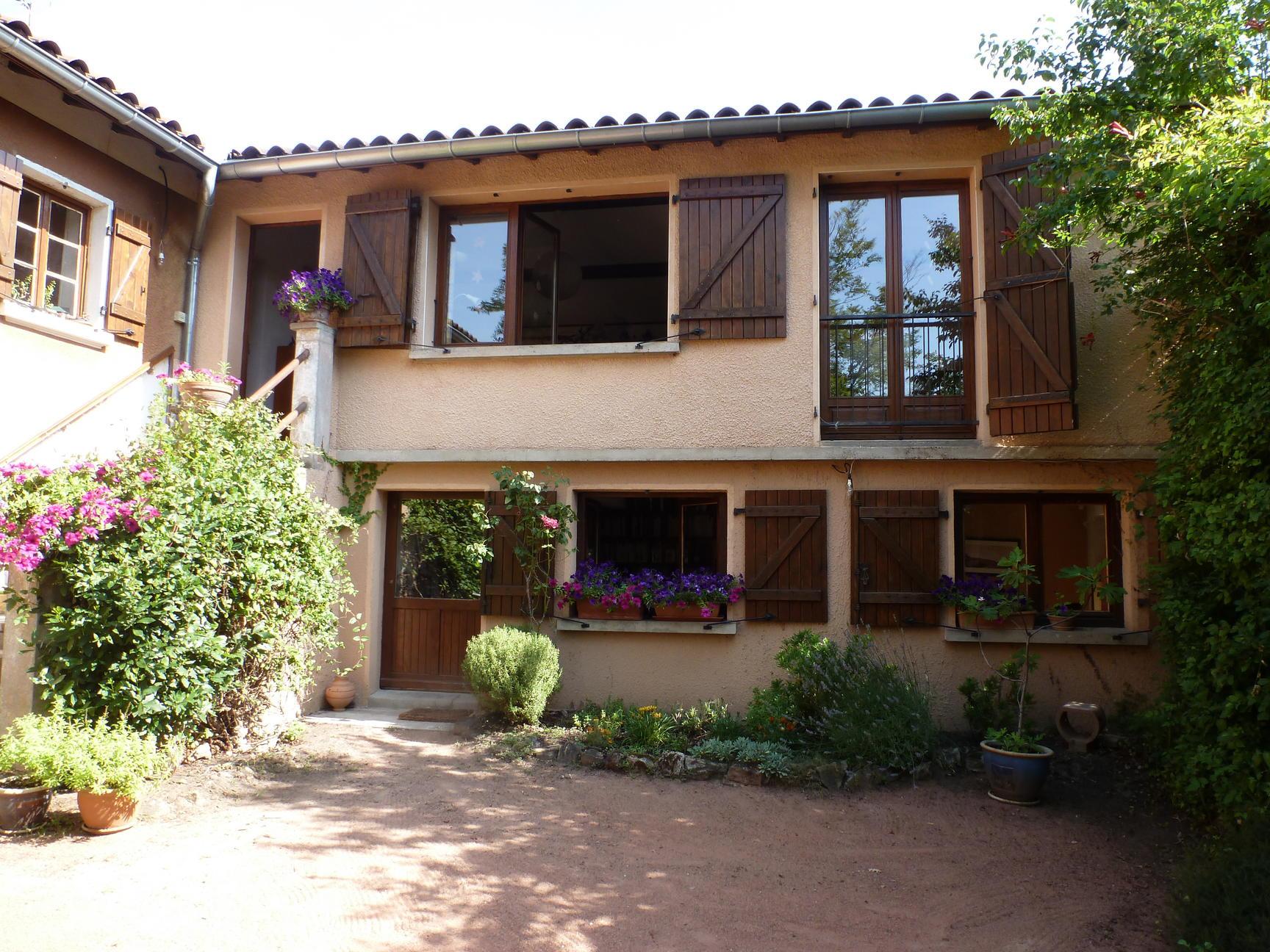 Maison Ancienne Centre Craponne - Craponne