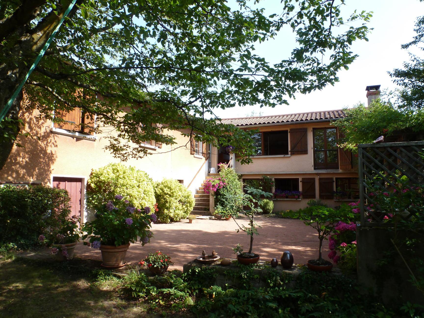 Maison Ancienne Centre Craponne