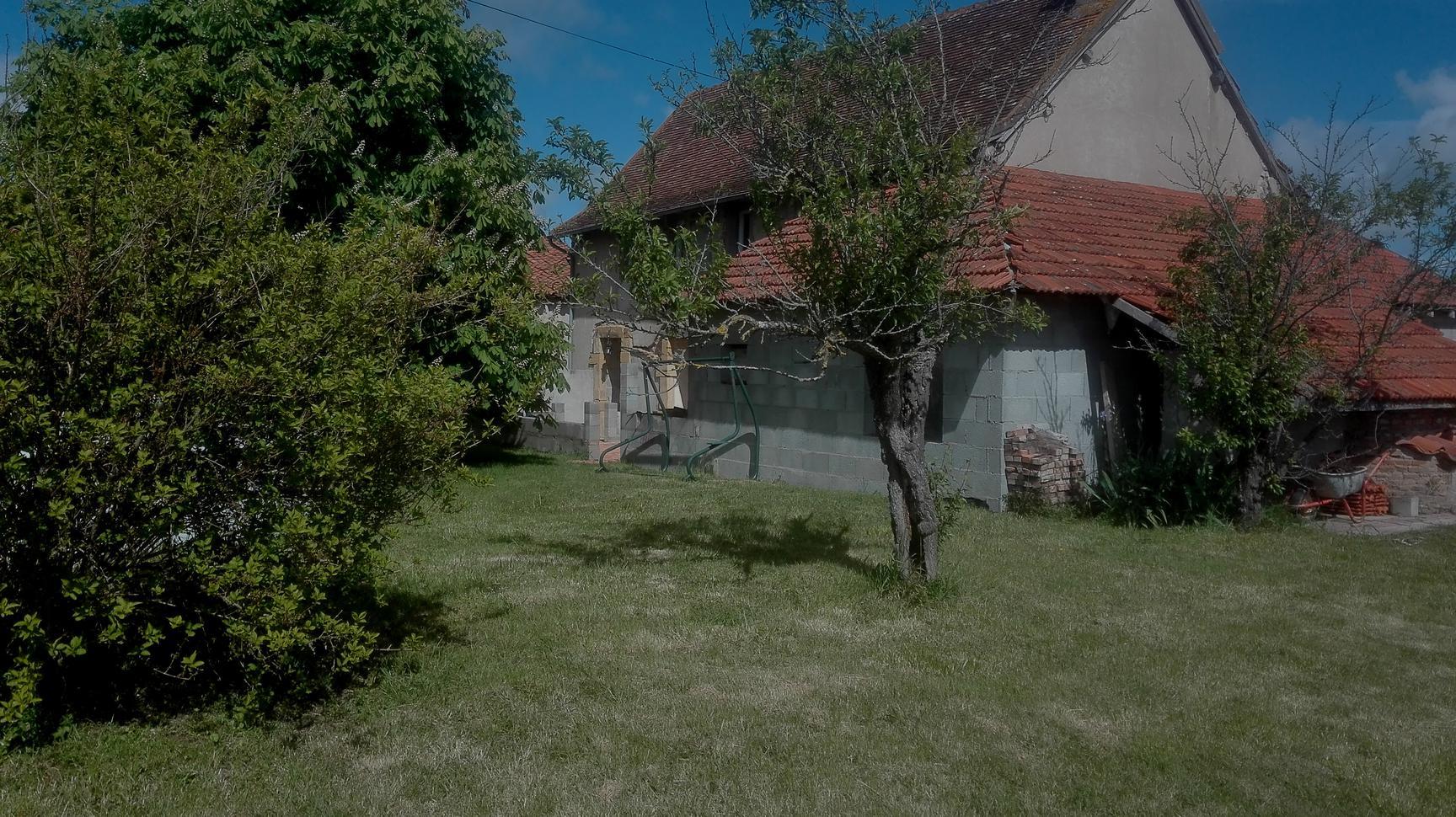 vente maison 7 pièces Marcigny 71110