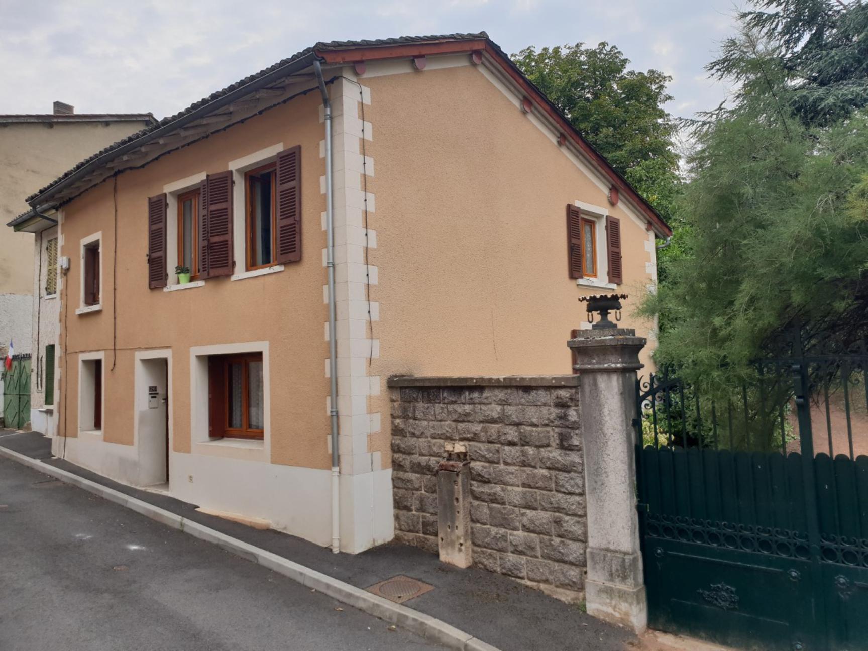 vente maison 6 pièces Salles-Arbuissonnas-En-Beaujolais 69460