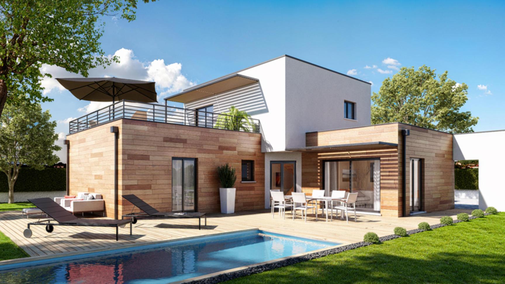 Annonce vente maison aigrefeuille 31280 119 m 291 - Logiciel conception maison ...