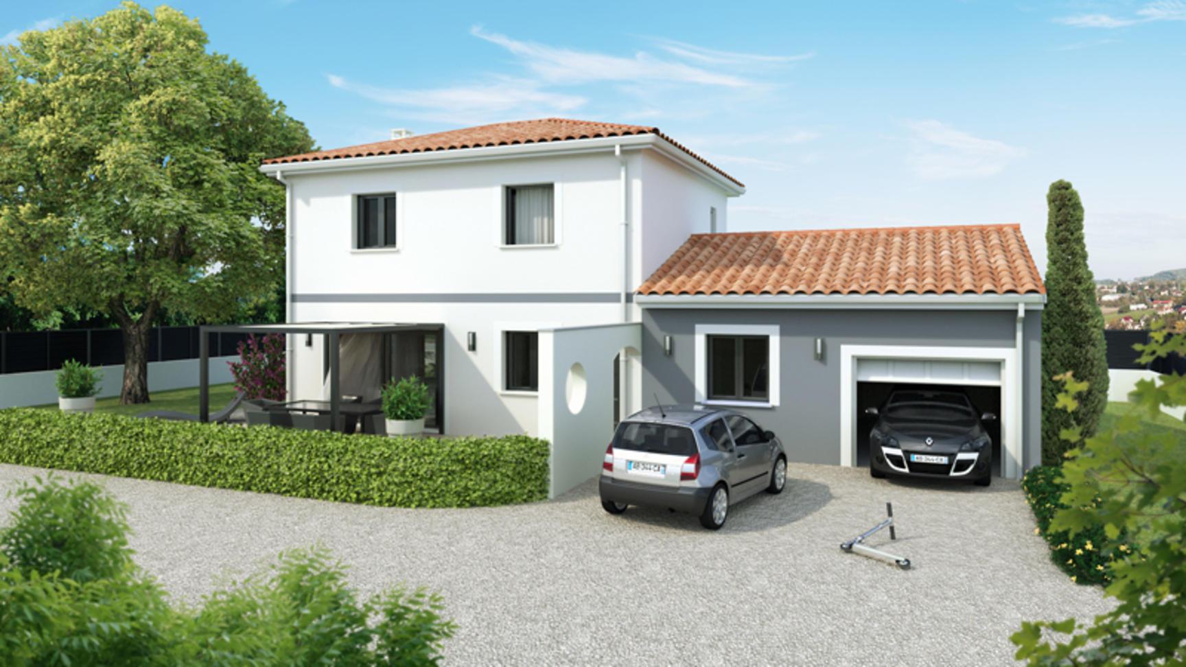 annonce vente maison eaunes 31600 120 m 277 000 992737408470. Black Bedroom Furniture Sets. Home Design Ideas