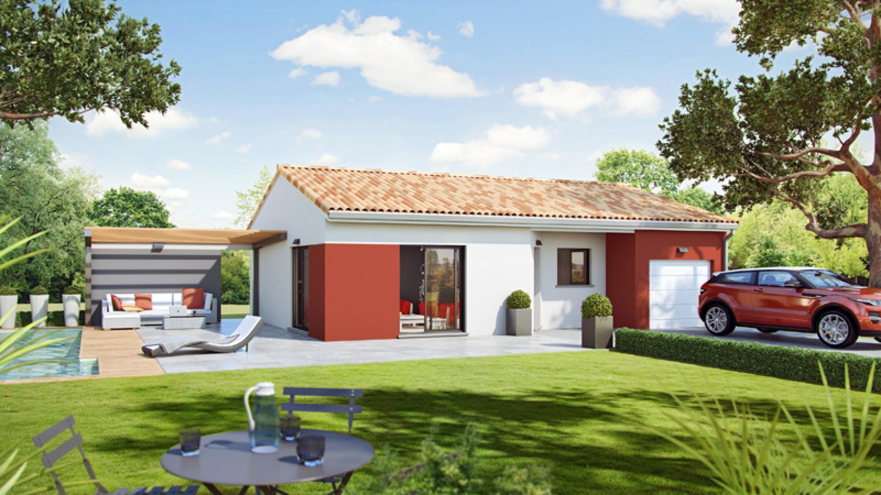 Annonce vente maison albi 81000 85 m 168 000 for Vente maison neuve 85