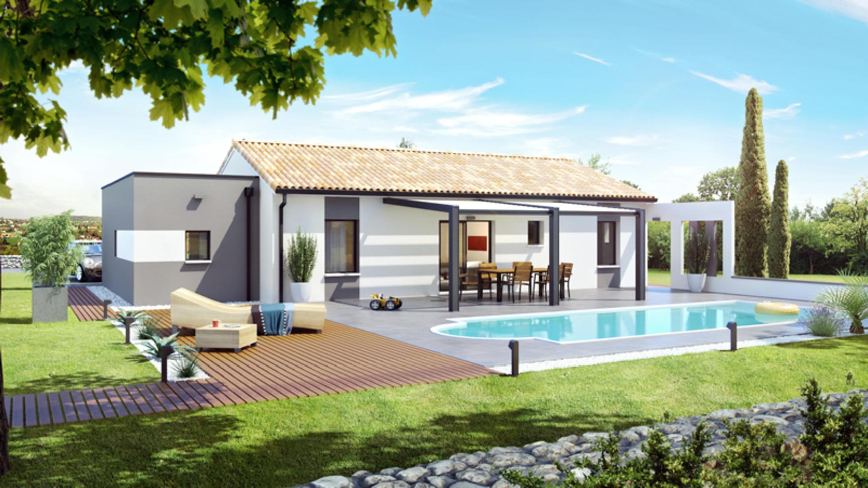 Annonce vente maison albi 81000 104 m 194 000 for Annonce maison neuve