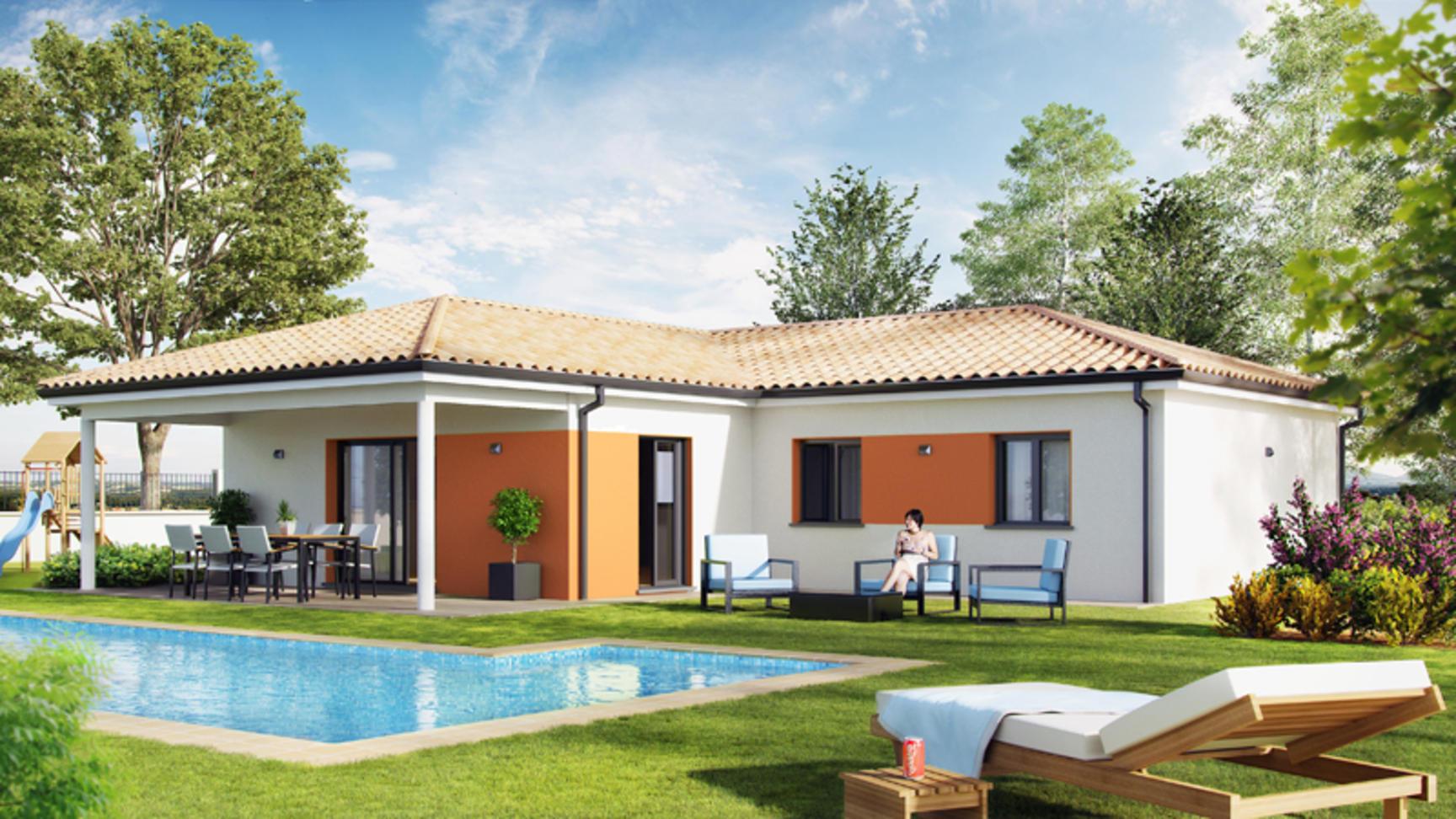 Annonce vente maison auterive 31190 90 m 172 560 for Maison auterive