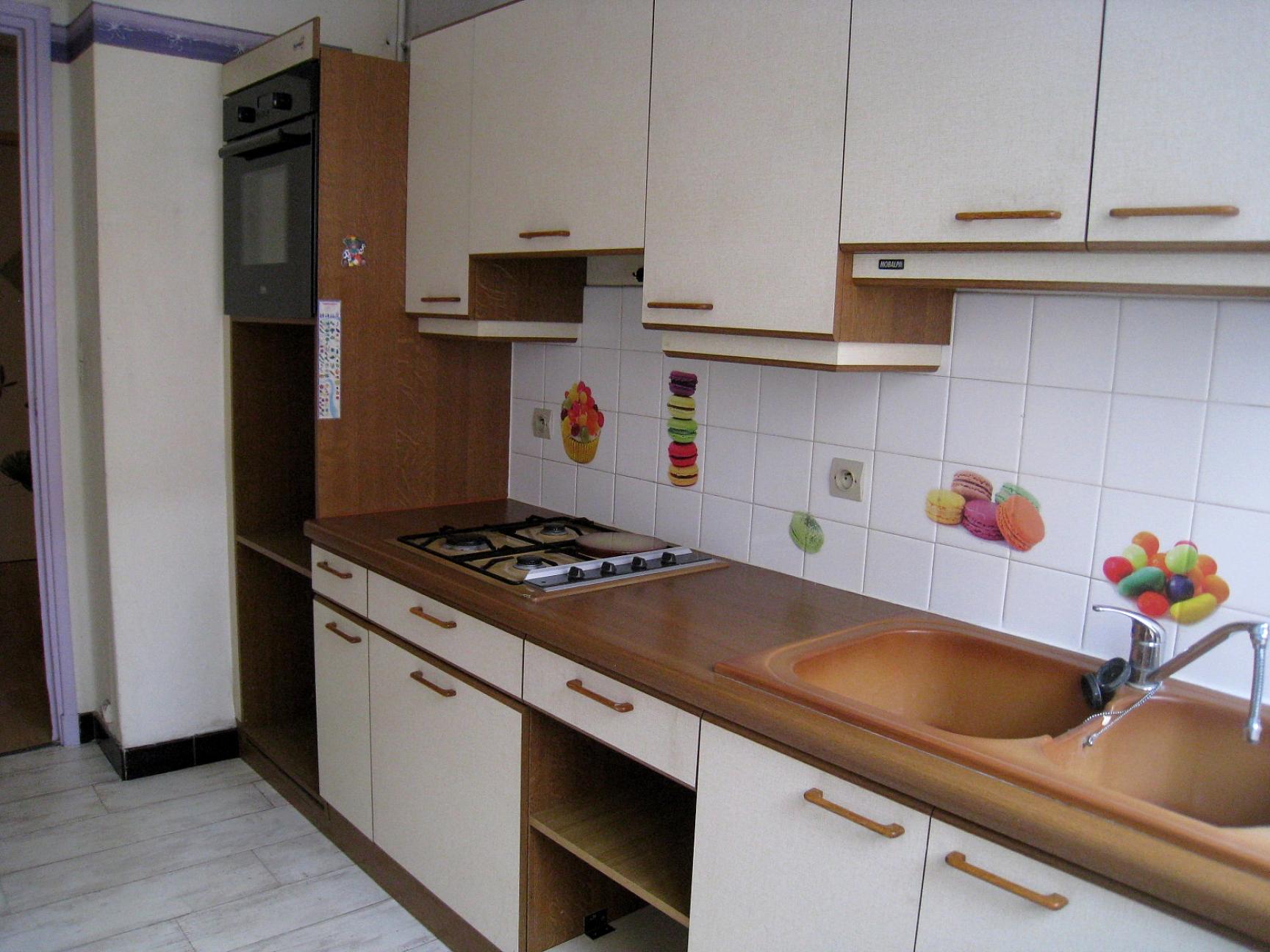 Appartement - 3 pièce(s) - 60 m² 87000 Villefranche-sur-Sa�ne (69400)