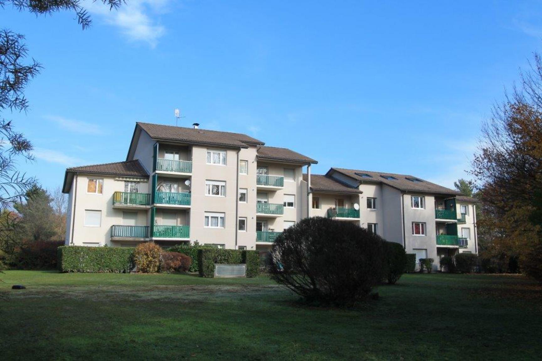 Annonce vente appartement saint genis pouilly 01630 88 for Annonce vente appartement
