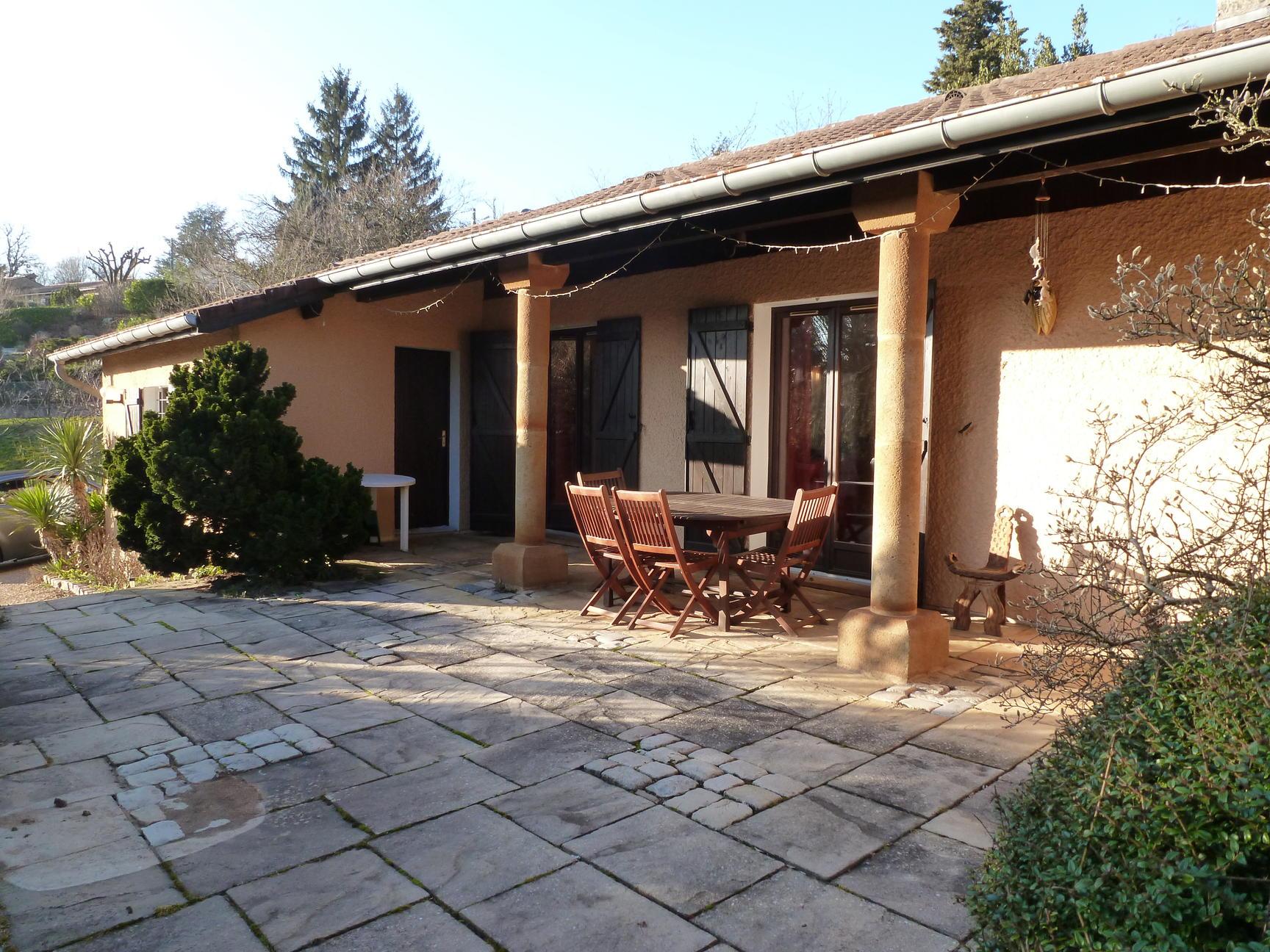 Frederique guillerme agence immobiliere maison de for Maison 140m2