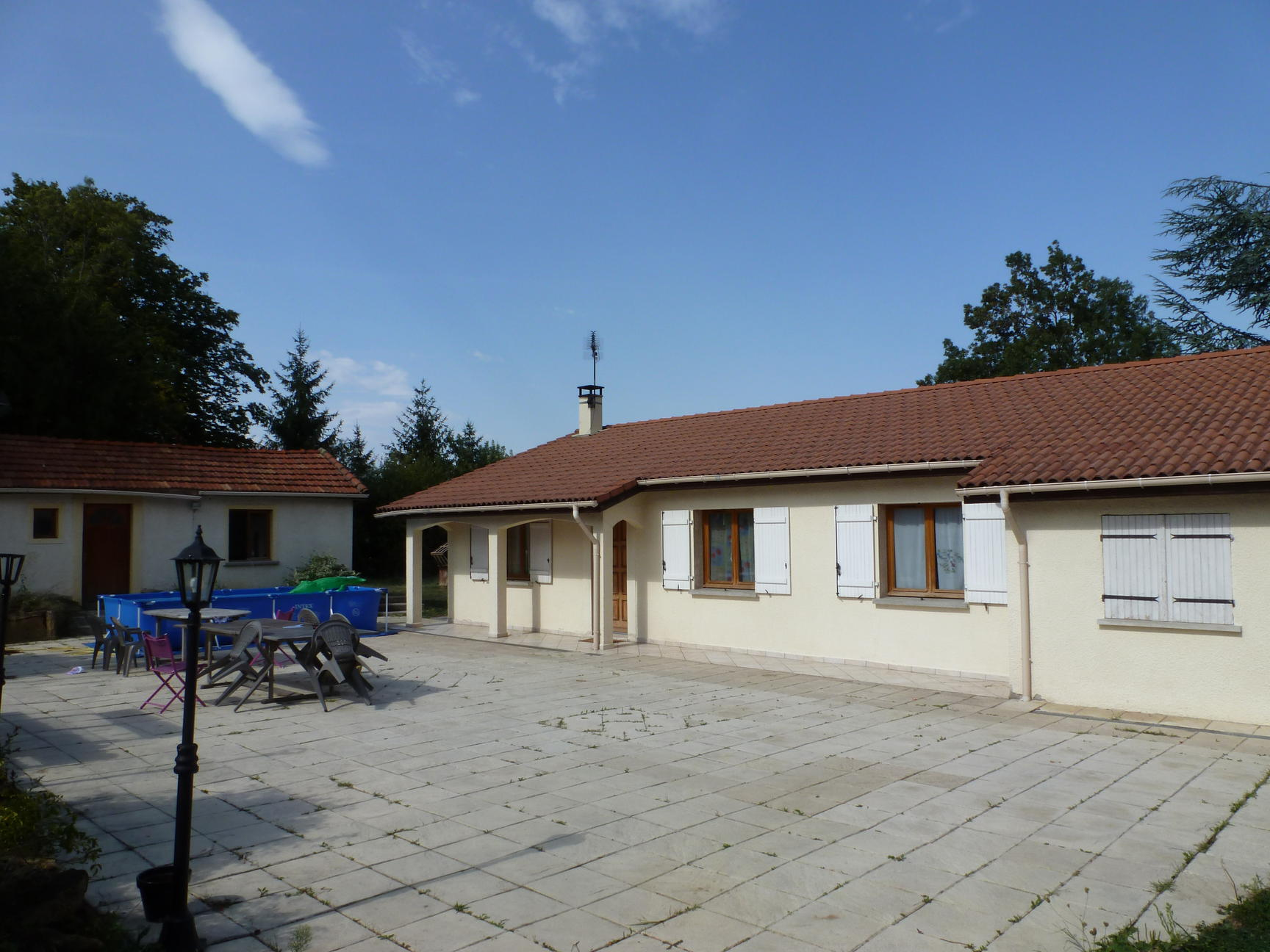 Frederique guillerme agence immobiliere maison plain for Maison independante energie