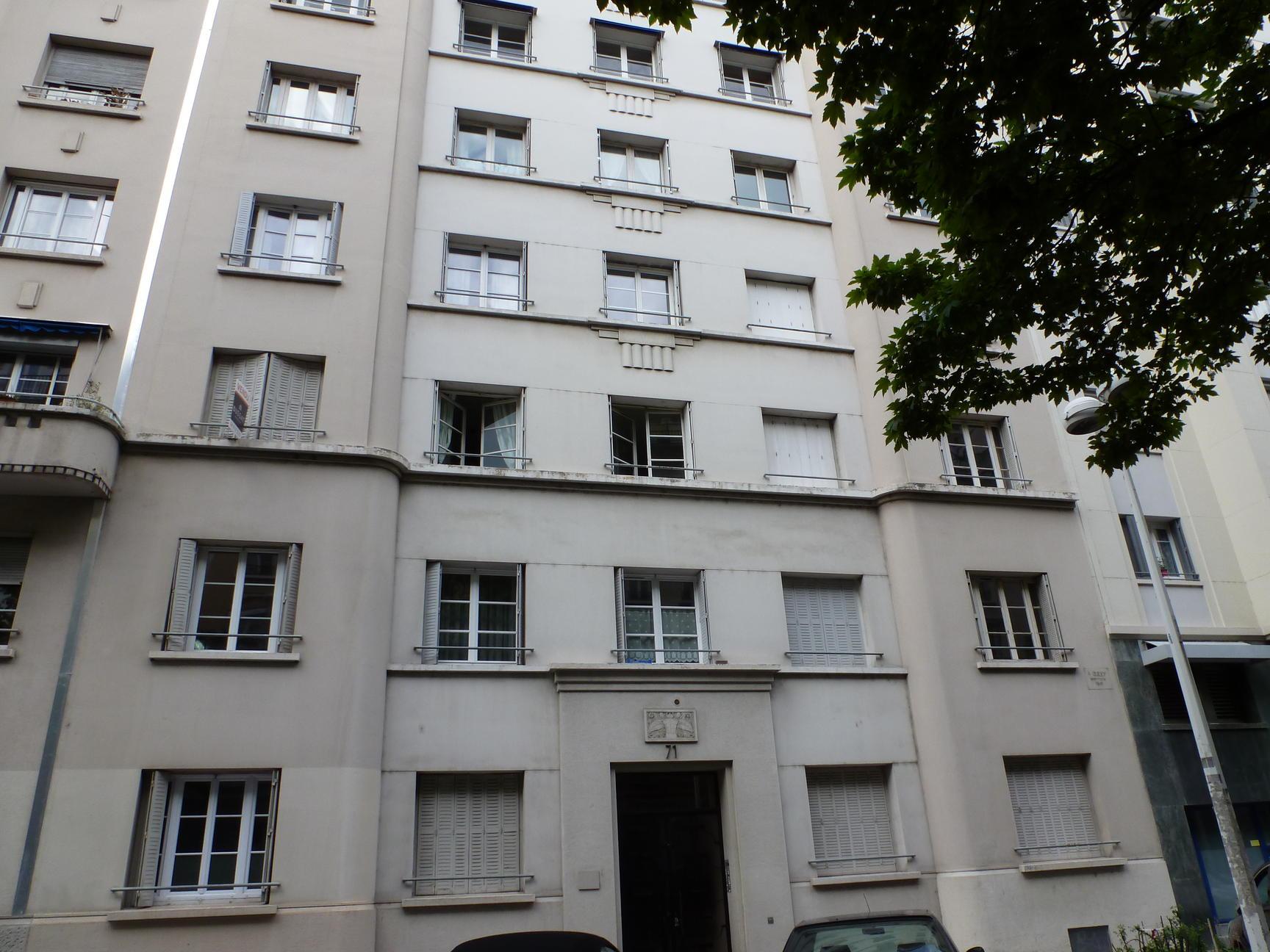 Frederique guillerme agence immobiliere appartement t 3 lyon 7eme arron - Le bon coin achat appartement lyon ...
