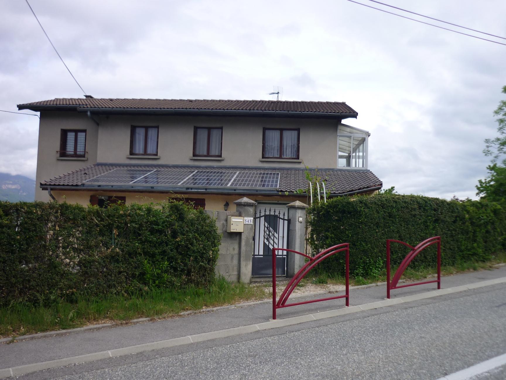 Immobilier saint georges de commiers 38450 is re for Maison saint georges de commiers