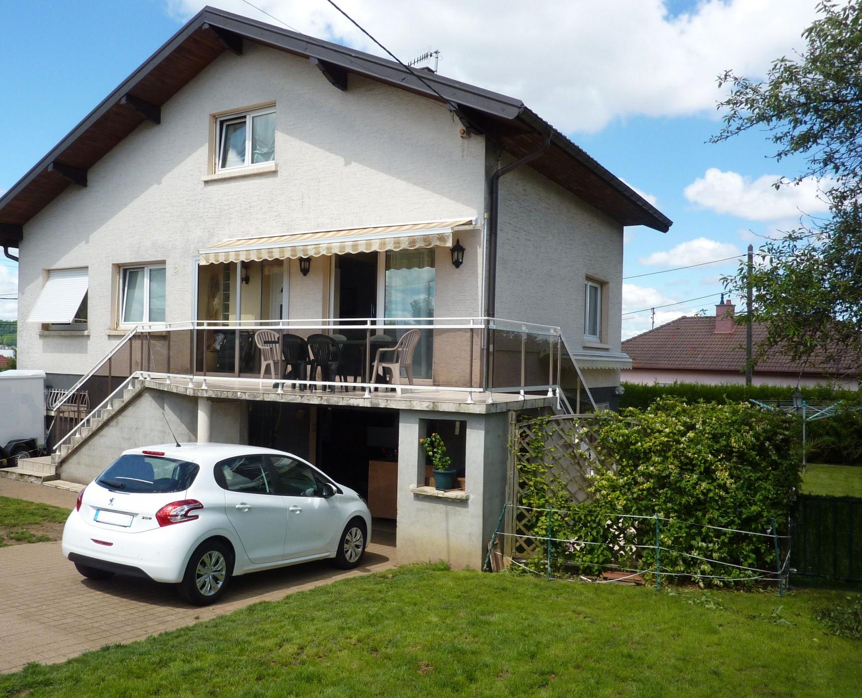 Annonce location maison exincourt 25400 110 m 977 for Annonces location maison